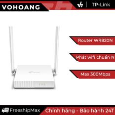 Bộ phát sóng wifi 300Mbps 2 ăng-ten TP-Link 820N