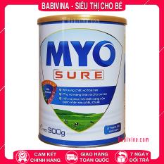 Sữa Myo Sure 900g Dinh Dưỡng Cho Người Ốm, Bệnh Nhân, Người Phẫu Thuật, Phụ Nữ Sau Sinh