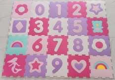 combo 10 thảm xốp mẫu hình cho bé
