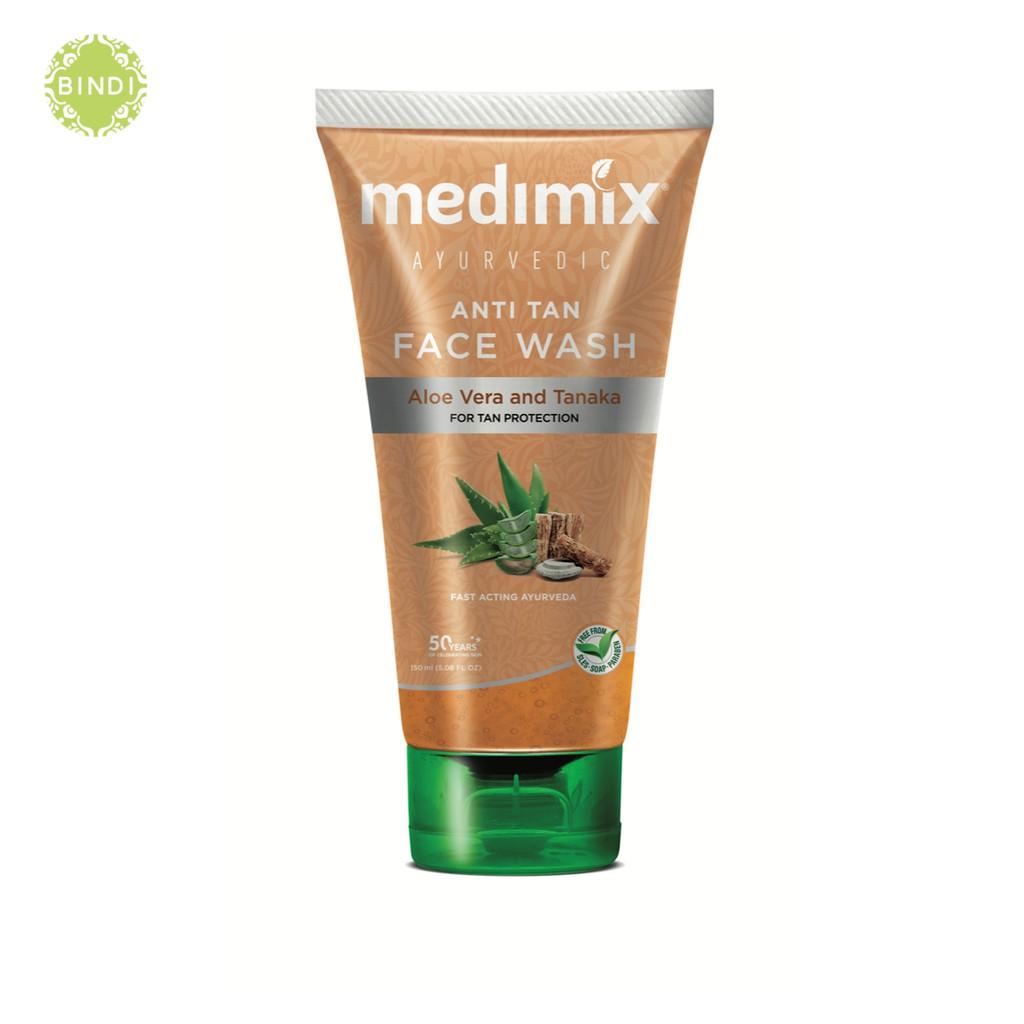 Sữa rửa mặt Medimix Anti Tan Face Wash 150ml