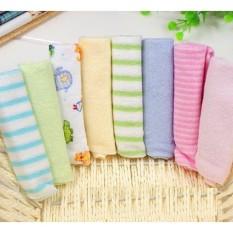 """Set 8 khăn mặt gerber cho bé"", Set 8 chiếc khăn mặt size 20* 20cm, Combo 8 khăn cotton cho bé 20x20cm, Combo 8 cái khăn cotton mềm mại dành cho bé"