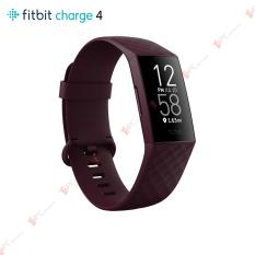 [Nhập ELJAN22 giảm 10% tối đa 200k đơn từ 99k]Vòng Đeo Tay Thông Minh Sức Khỏe Fitbit Charge 4 Theo Dõi Sức Khỏe – Nhịp Tim – Giấc Ngủ – GPS