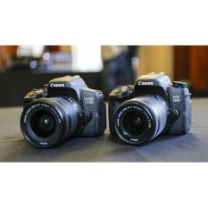 Máy Ảnh Canon 750D + lens 18-55 STM