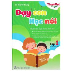 Sách Dạy Con Học Nói