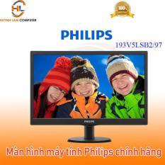 Màn hình máy tính 19inch Philips LCD 193V5LSB2/97 DGW phân phối