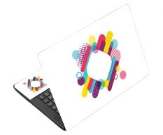 Mẫu Dán Laptop Nghệ Thuật LTNT – 424
