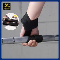 Dây kéo lưng Valeo Fitness Lifting Straps hỗ trợ tập deadlift thể hình, gym, dây kéo tạ, dây hỗ trợ lên xà