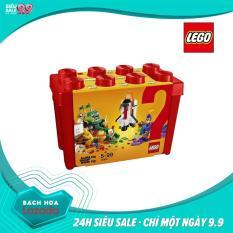 Thùng Gạch Nhiệm Vụ Sao Hỏa LEGO BRANDCAMPAIGN – 10405 (871 chi tiết)