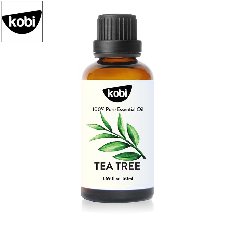 Tinh dầu Tràm Trà Kobi Tea Tree essential oil giúp chăm sóc da, kháng khuẩn hiệu quả