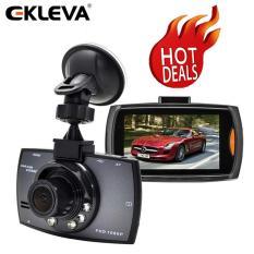 EKLEVA Dash Cam HD 1080 P 170 Góc Rộng Dash Camera cho Xe Ô Tô DVR Xe Bảng Điều Khiển Camera 2.7″ màn Hình Hiển Thị TFT Cảm Biến Tầm Nhìn Ban Đêm Ghi Hình Vòng Lặp, xe Trên-Dash Video