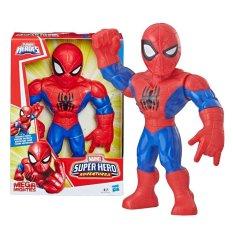 Đồ chơi siêu anh hùng Spiderman Mega Mighties Playskool E4147