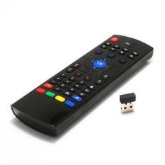 Chuột bay kiêm bàn phím MX3 điều khiển tivi, đầu box từ xa tiện lợi ( tặng kèm pin cao cấp )