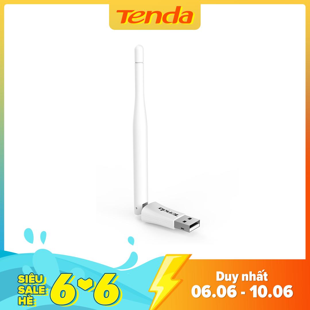 [Bán Chạy 🔥]Tenda USB kết nối Wifi W311MA tốc độ 150Mbps – Hãng phân phối chính thức – Giới hạn 2 sản phẩm/khách hàng