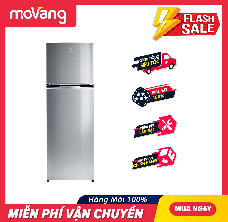 [TRẢ GÓP 0%] Tủ lạnh Electrolux Inverter 320 lít ETB3400J-A – Công nghệ làm lạnh 360 Cooling TasteGuard diệt sạch những vi khuẩn ở trong không khí