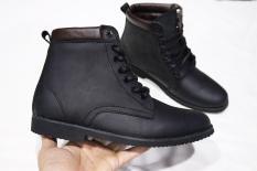 Giày Bốt da bò thật cao cấp AQEEN B11