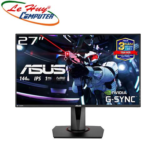 [Trả góp 0%]Màn hình máy tính ASUS GAMING VG279Q 27Inch FullHD IPS 144Hz chuyên game