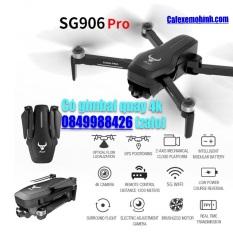 [BALO] Flycam SG906 Pro Camera 4k có gimbal chống rung bay 25p xa 1200m động cơ brushless có tự bay về
