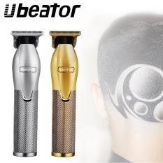 Ubeator tông đơ cắt tóc điện không dây mạnh mẽ cho nam, có thể sạc lại – INTL