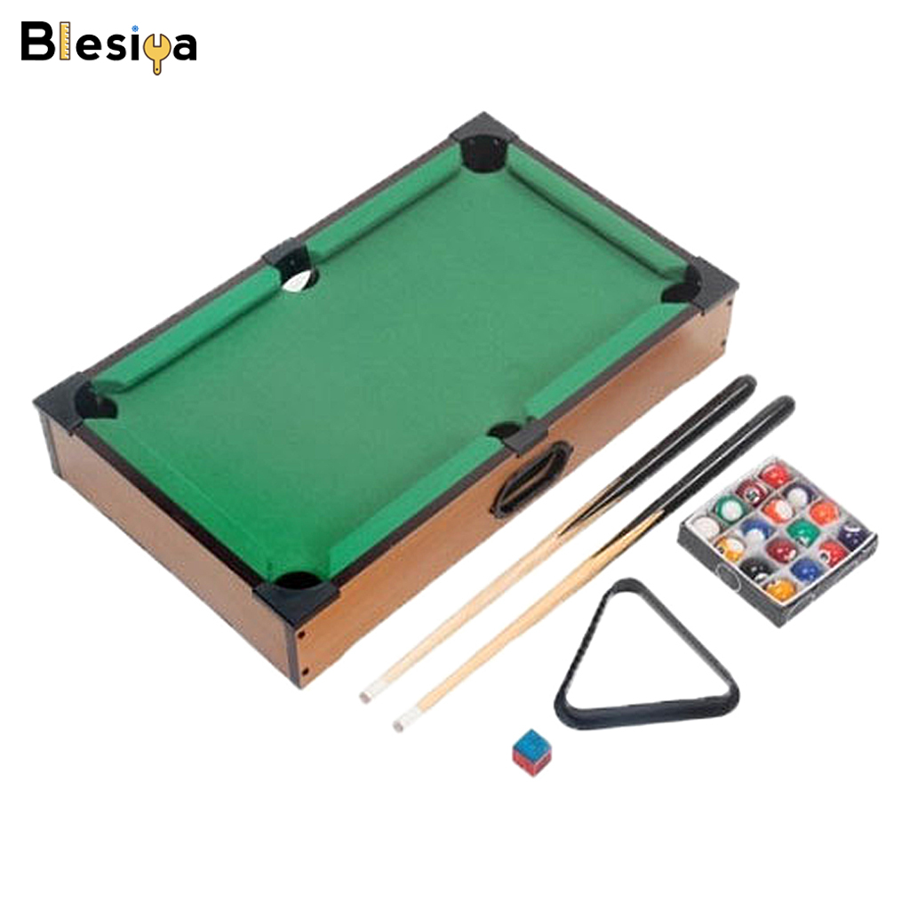 Blesiya Bộ bàn bi-a cỡ nhỏ thích hợp để chơi trong nhà - INTL