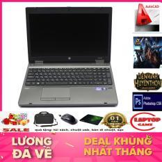 Laptop game và đồ họa giá tốt- HP Pobook 6560B Core i5 2450M/ Ram 4G/ HDD 250G/ VGA HD 3000/ Màn 15.6 inch/ Có Phím Số/ Vỏ nhôm / Dòng máy bền bỉ/ Loa to