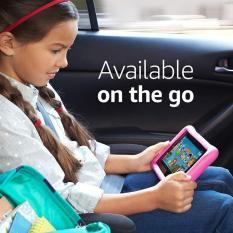 Máy tính bảng Kindle Fire HD 8 Kids Edition – 32GB