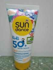 Kem chống nắng trẻ em Sundance Kids Med Ultra Sensitiv (100ml)