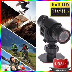 Camera hành trình chống nước cho xe đạp, xe máy M500 – Camera thể thao M500 Full HD 1080P