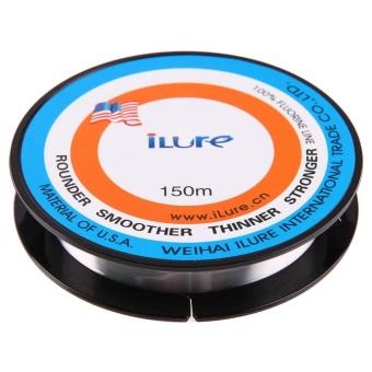 150M Durable Nylon Flourocarbon Fishing Line Lure FishingTool(Clear) - intl
