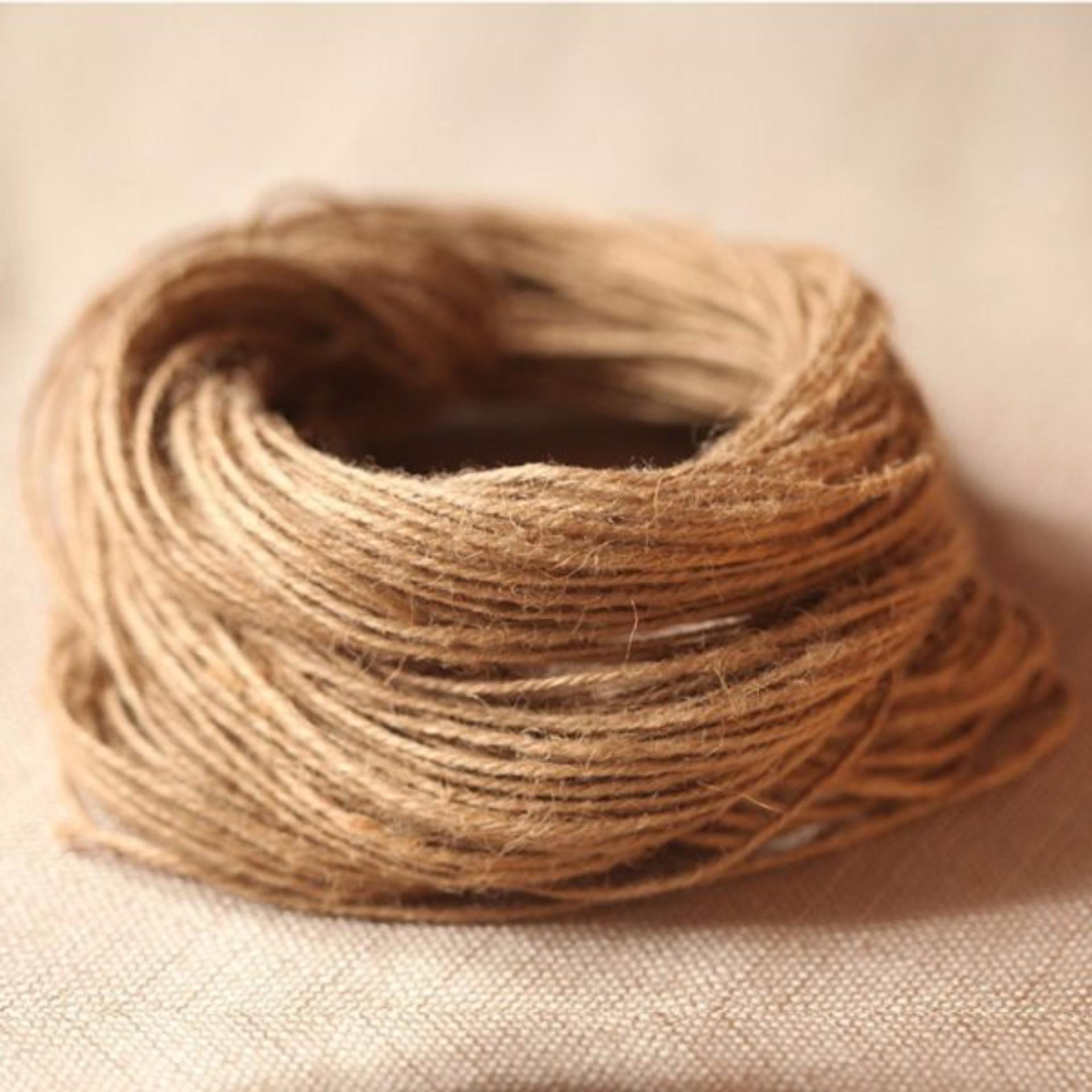30 Mét Dây Thừng Nhỏ Trang Trí Handmade