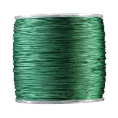 Cuộn dây câu 500m xanh lá chất liệu PE cao cấp độ bền cao đường kính 0.23mm trọng lượng kéo 12.7kg