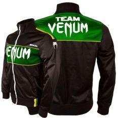 Áo Khoác thể thao VENUM 0777 Team Brazil Polyester Jacket den