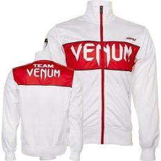 Áo Khoác thể thao VENUM 0777 Team Brazil Polyester Jacket White