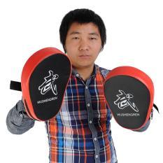 Aukey 2X Quyền Anh Mitt MMA Mục Tiêu Tập Trung Đấm Găng Tay Tập Luyện Karate Muay Thái