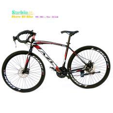 AZI bike Cuộc 700c 2 thắng dĩa