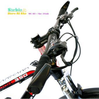 AZI bike  leo núi  24 icnh - 2 phuột nhúng