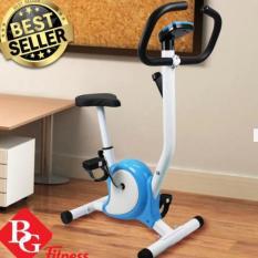 B&G Xe đạp tập thể dục tại nhà EXERCISE BIKE-YS01(Blue)