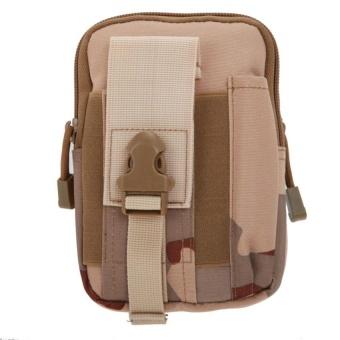 Bang Large Capacity Military Fanny Pack Pocket(Khaki) - intl