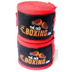 Tư vấn mua Băng Quấn Tay boxing TGB Mexican 4.5m Hand wraps 1 cap