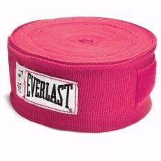 Băng quấn tay Everlast 4.5m (Hồng)