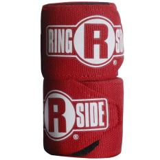 Băng quấn tay mexican pro 200in- 5.10m hand wraps Ringside (Đỏ)