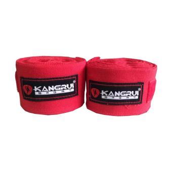 Chỗ nào bán Băng quấn tay tập võ kangrui KB 802 (Đỏ)