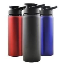 Bình đựng nước tập gym ruột inox giá rẻ 500ml (Màu ngẫu nhiên)