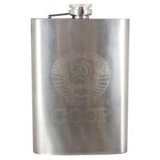 Bình đựng rượu và nước inox loại dầy CCCP 1.5L (48 oz)