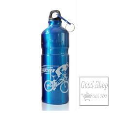Ở đâu bán Bình uống nước treo xe đạp 750ml (Xanh)