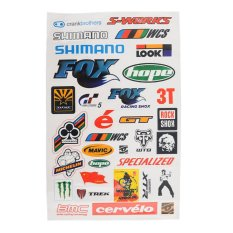 BMX Bicycle Box Logo Skateboard Stickers Car Vinyl Decal Laptop Sticker New