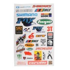 BMX Bicycle Box Logo Skateboard Stickers Car Vinyl Decal Laptop Sticker New