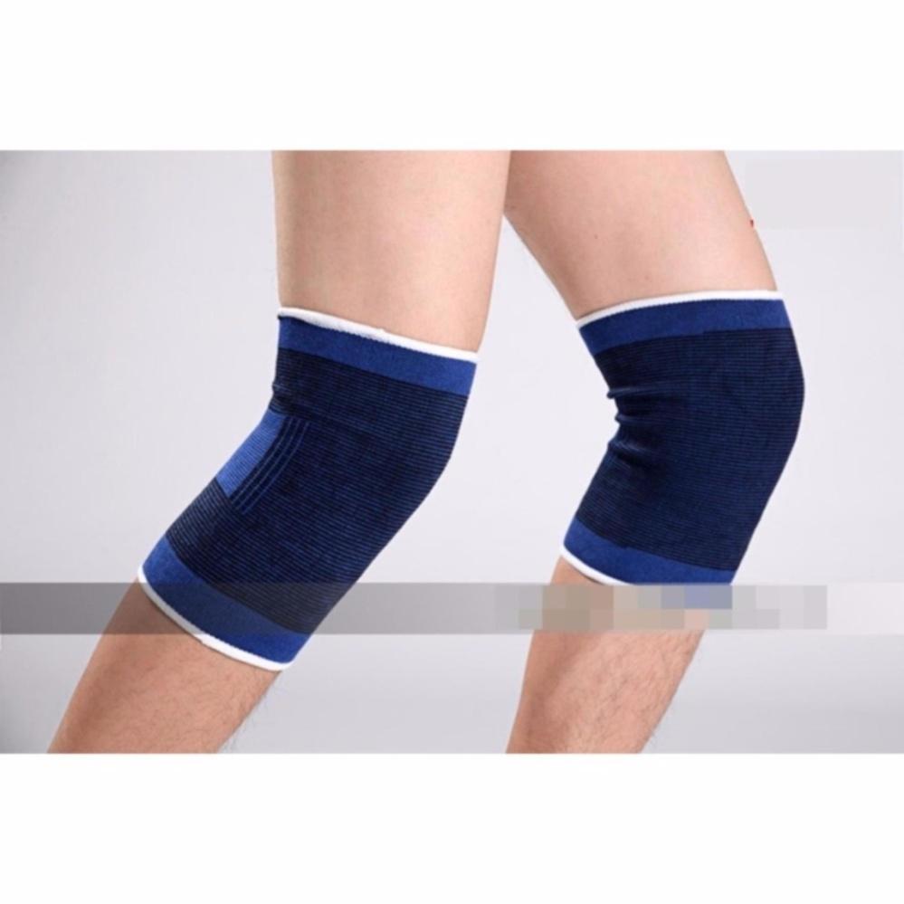 Bộ 2 phụ kiện bảo vệ đầu gối chân cho gym hay các môn thể thao