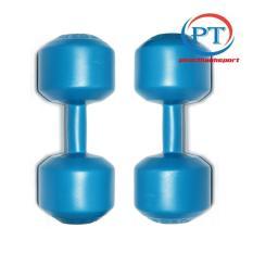 Bộ 2 tạ tay nhựa 10kg phucthanhsport