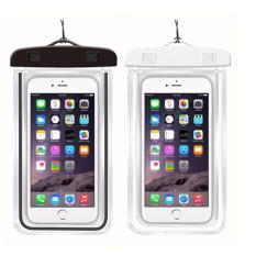 Bộ 2 Túi chống nước an toàn cho điện thoại Iphone 5/6/6Plus (Đen – Trắng)