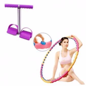 Bộ 2 vòng tập lắc eo giảm cân hoạt tính massage và dây tập thể dục - 8134522 , EO902SPAA2TPUDVNAMZ-4860420 , 224_EO902SPAA2TPUDVNAMZ-4860420 , 379000 , Bo-2-vong-tap-lac-eo-giam-can-hoat-tinh-massage-va-day-tap-the-duc-224_EO902SPAA2TPUDVNAMZ-4860420 , lazada.vn , Bộ 2 vòng tập lắc eo giảm cân hoạt tính massage và dây